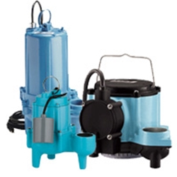 Little Giant Sump/ Effluent/ Sewage Pumps