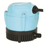 Little Giant 500203 1-A 115V 60 Hz, 170 GPH Small Submersible - 6' Power Cord (Replacement pump for 500000)