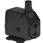 Little Giant 566716 PES-130-PW 115V 60Hz, 130 gph, 6' cord, Mag Drive, 11 watts, 3 year warranty, replaces 566606