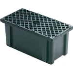 Little Giant 566108 FB-PW Pump Filter Box, replaces 566102, 566153,