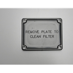 Little Giant 113132 Screen Cover Plate for WRS and WRSC Drainage system