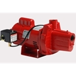 Red Lion 602208 RJS-100-PREM Shallow Well Jet Pump 115/230V 1HP (replaces 602008)