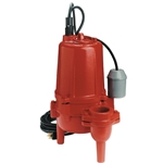 "Red Lion 620043 RL52SA Sewage Pump 2"" 115V 1/2 HP"