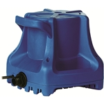 Little Giant 577303 Automatic Pool Cover Pump, APCP-1700 230Volt 50 Hz, 1/3 HP, 1700 GPH - 25'Power Cord, CE Listed