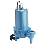 "Little Giant 620208 WS102M-32 Sewage Pump 208-230 volt 3 Phase 2"" Discharge"