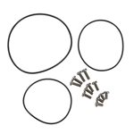 166060 Little Giant O-Ring and Screws for FP Pumps