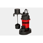 Red Lion 14942741 RL-SP33V 1/3 HO pump with Vertical Float Switch