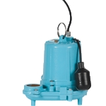 Little Giant 620000 WS30AM Effluent Pump, 115 Volt, 1/3 HP with Float Switch