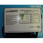 Little Giant 106469 Charging unit for 506411 Battery Backup Syste