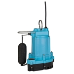 Little Giant 506862 6EC-CIA-SFS 230 Volt 1/3 HP pump with Cast Iron Base, Integral Snap-Action Float, 20' Cord