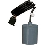Little Giant 599210 RFSN-10, Remote Piggyback Float Switch with 20' cord (Replaces 599196) (Same as 950475)