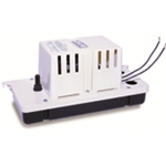 Little Giant 554200-VCC-20ULS 115V 60Hz 80 GPH - Automatic Condensate Removal Pump w/ safety switch, 6' power cord