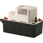 Little Giant 554405 VCMA-15ULS 115V 60Hz 65 GPH - Automatic Condensate Removal Pump w/ safety switch, 6' power cord