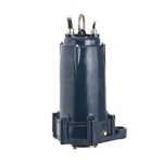 Franklin Electric 515723 IGPDS-M231-50 Dual Seal Grinder Pump, 2 HP, 208-230 Volt 60 Hz, 50' Cord, With Legs, No Float