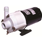 Little Giant 580506 2-MDQ-SC 115V 60Hz  510 GPH, 1/30 HP - Inline Magnetic Drive Aquarium Pump, 6' power cord