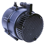 Little Giant 527300 NK-2UL-WG 115V 60Hz 1/40 HP, 325 GPH - Submersible Pond Pump, 15' Power Cord