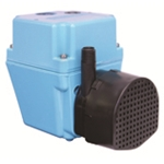 Little Giant 502203 2E-38N 115V 60Hz 1/40 HP, 300 GPH - Dual Purpose Pump, 6' Power Cord