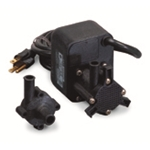 Little Giant 588205 1-EUAA-MD 115V 60Hz 150 GPH, 1/200HP - Submersible Aquarium Pump, 6' power cord