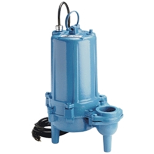 Little Giant 620256 WS52HM-12 Pump, 1/2 hp, 208-230 V, 60 Hz, Manual