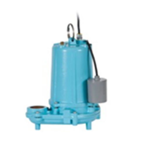 Little Giant 620257 WS52HAM-12 Pump, 1/2 hp, 208-230 v, 60 hz, w/piggyback mechanical float switch