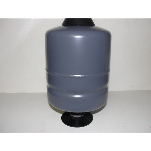"Little Giant 305572026 Expansion Tank for in Line 400 Pressure Booster Pump, 2 Liter, 1""MNPT Connection"