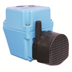 Little Giant 502216 2E-38NY 230V 50/60Hz 1/40 HP, 300 GPH, 230V - Dual Purpose Pump, 12' Power Cord (Replaces 502116)