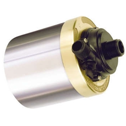 Little Giant MS900-20 (formerly Cal Pump) Marine, Stainless Steel/Bronze 115V 20' Cord