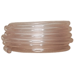 "Little Giant 599109 Clear Vinyl Tubing, 5/8"" X 100'"