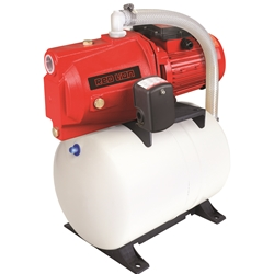 Red Lion 602236 RJS-50E/RL6H 1/2 HP pump and 5.3 Gallon Pressure Tank
