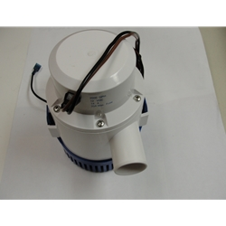 Little Giant 106963 Backup Pump 12 VDC Model no 2500