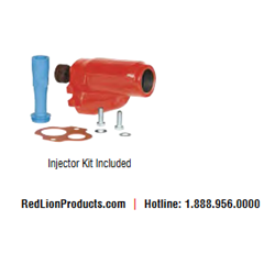Red Lion 600526 RJC 33/50 Injector Kit (600527)