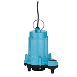 Little Giant 506802 6EC-CIM 115 Volt 1/3 HP Manual Pump with Polypropylene Base, 20' Cord(Replaces 506611,506711)