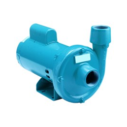 Little Giant 558243 CP-150-C End Suction Centrifugal Pump 115/230 Volt, 1.5 HP, 1-1/2 Suction, 1-1/4 Discharge