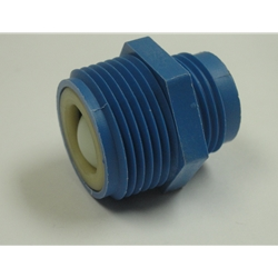 Little Giant 940232-Garden Hose Adapter with Check Valve