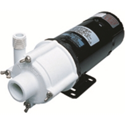Little Giant 581506 3-MDQ-SC 115V 60Hz 700 GPH, 1/15 HP - Magnetic Drive Inline Aquarium Pump