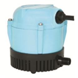 Little Giant 500203 1-A 115V 60 Hz, 170 GPH Small Submersible - 6' Power Cord (Replacement pump for 500000)(500965)(500914)