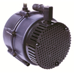 Little Giant 527003 NK-2 115V 60Hz 1/40 HP, 325 GPH - Small Submersible, 6' Power Cord