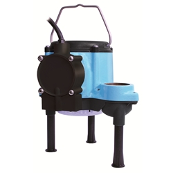 Little Giant 506162 6-CIA w/legs 115V 60Hz - 1/3 HP, 46 GPM - Automatic Submersible Sump Pump w/ legs, 8' power cord